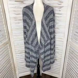 BAREFOOT DREAMS Cozy Chic Calypso Cardigan L/XL